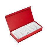 Diseño simple Set de Regalo cosmética Embalaje Caja de papel rígido