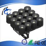 屋外高い発電1500W LEDの球ライト