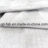 Hilado teñido Jacquard lino de la tela (QF16-2471)
