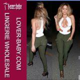 Women Top Chemises Pantalons Casual Outfits (L28015)