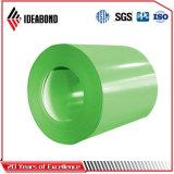 L'aluminium sous forme de bobines Ideabond Pre-Coated