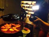 Бездымная крытая решетка BBQ инфракрасного 2016 (ZJLY)