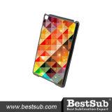 Bestsubの新しい到着の昇華黒のiPad小型4のためのプラスチックタブレットの箱(IMD09K)