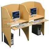 Escritorios de madera del vector del ordenador del laboratorio para la venta