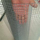 Rete metallica saldata ricoperta PVC del materiale da costruzione