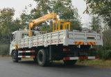 Dongfeng 6はクレーン価格のレッカー車8トンの動かす
