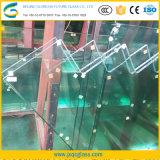 Prix d'usine de 15mm Fer basse en verre trempé