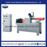 粉のコーティング装置のための高度の対ねじ放出機械