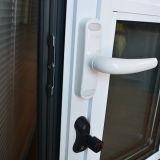 Qualitäts-thermischer Bruch-up Aluminiumprofil-Flügelfenster-Fenster u. hinunter Slinding Fenster-zusammengesetztes Fenster K03057