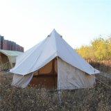 tente d'empereur de toile de coton de Glamping de tente de 6X4m Bell