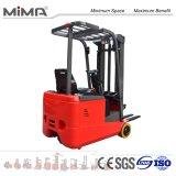 Mima 3-Support elektrischer Gabelstapler mit Aufzug-Höhe 3.0m bis 4.5m