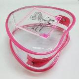 Sacchetto impaccante sveglio della gelatina o della caramella del PVC di modo dell'OEM mini