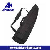 El cartabón táctico resistente del resbalón del arma de los Anbison-Deportes el 100cm lleva el bolso del arma