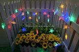 크리스마스 Xmax (온난한 백색)를 위한 40의 LED 별 끈 빛