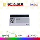 Cartão de sociedade da listra magnética do PVC (Hi-co/Lo-co) com preço de fábrica
