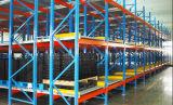 Rack de gravidade para serviço pesado para sistema de depósito