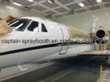 Grande cabine de jet infrarouge de chauffage, équipement industriel
