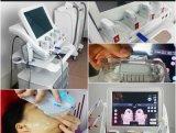 Corps professionnel d'ultrason de salon de beauté amincissant la machine de Hifu de levage de face avec la FDA de la CE