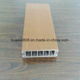 Vente en ligne de Decking composé en plastique en bois de matériaux de construction