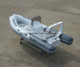 Aqualand 16feet 4.7mの堅く膨脹可能なモーターボートかガラス繊維のボート(rib470b)