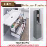 Armário de casa de banho de madeira, Gabinetes de vaidade para banheiro