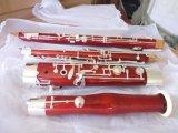 Basson en bois ---Maple Wood, plaqué argent clé, basson professionnel