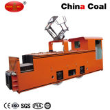 Cjy7/6gp 7トンの電気トロリー地下採鉱機関車