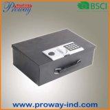 Caixa de caixa com bloqueio de combinação