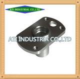 Custom em aço inoxidável de alta precisão de fabricação de peças mecânicas CNC, peças da máquina
