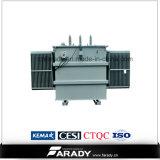 3 de Olie 11kv 6.6kv van de Macht van de Hoogspanning van de fase aan 415V Transformator