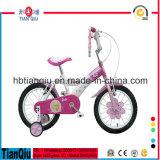 لون قرنفل أميرة [جرلس] [شلد] [بيك] [مد] في الصين/مصنع مباشر إمداد تموين أطفال دراجة/جدي دراجة مع حقائب
