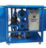 Doppia macchina completamente automatica di filtrazione dell'olio del trasformatore di vuoto delle fasi