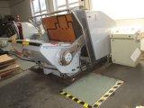 Vorlagenglas-gewölbter Karton-Kasten-faltender stempelschneidener Maschinen-Preis