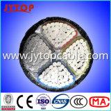 LV cable Na2xy cable Cable de Aluminio 4x120