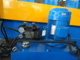 Стальной пол палубы роликогибочная машина после холодной резки