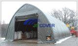 Tienda de tela de PVC resistente al agua, la construcción de la estructura de acero galvanizado (JIT-2385J)