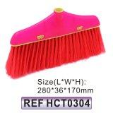 Pista plástica de la escoba de la escobilla (HCT0305)