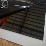 Plaque décorative d'acier inoxydable de couleur d'or de 304 PVD