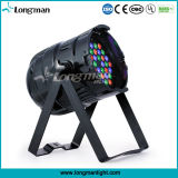 El poder más elevado de interior RGB 36x3W DMX LED PAR 64 Luz