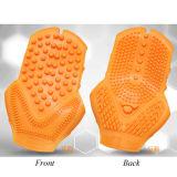 Le corps des gants de la main de silicium minceur Masseur de poche