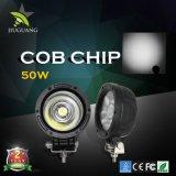 indicatore luminoso del lavoro della PANNOCCHIA LED degli indicatori luminosi di azionamento di 6500K 4inch 50W 12V