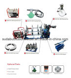 Sud 315mm de Hydraulische Machine van het Lassen van de Fusie van het Uiteinde voor HDPE Pijp