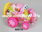 Brinquedos educativos, brinquedos de bricolage plástico Buklding Bloco (869133)