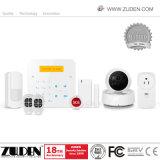 Беспроводной домашней сети GSM WiFi система подачи сигналов тревоги для системы безопасности