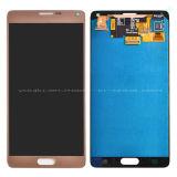 Réparer l'écran LCD pour le contact et l'écran de la note 4 N9108V de galaxie de Samsung