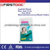 Parche de gel fresco, Fiebre Patch Reducción de refrigeración (TRT002)