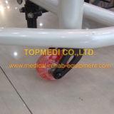 Rolstoel van de Sport van het Basketbal van het Aluminium van Topmedi de Hand