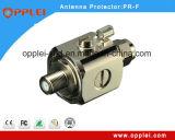 De antena coaxial de señal protector contra sobretensiones