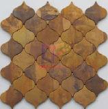 금속 작풍 파 모양 구리는 만들었다 모자이크 (CFM976)를