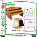 衣服のための3つの層の昇進の木表